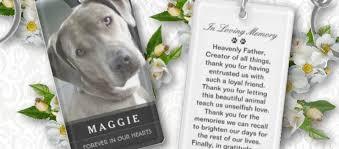prayer for pets memorial photo key chain julie alvarez designs