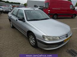 used peugeot 406 cars2africa