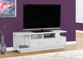 Computer Desk Tv Stand by Spec Designs By Monarch Specialties Minaki Tv Stand White I 2676