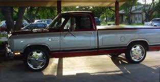 1985 dodge ram truck 1985 dodge ram by michael brown mymopartruck com