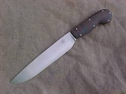 wise custom knives hand forged knives