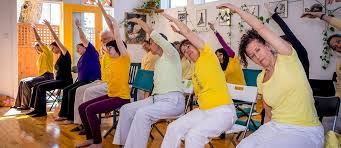 16 chair exercises for seniors how to get started vive health