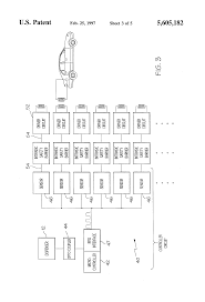 patent us5605182 vehicle identification system for a fuel