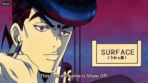 Uh Huh Meme - uh huh jojo s bizarre adventure know your meme