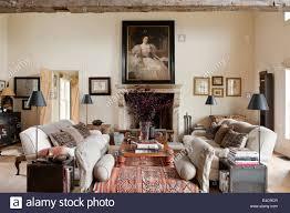 Wohnzimmer Einrichten Mit Schwarzem Sofa Patterned Sofas Stockfotos U0026 Patterned Sofas Bilder Alamy