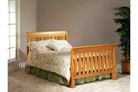 Sleigh Bed Crib Convertible Sleigh Crib Burress Furniture
