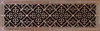 Decorative Return Air Grill Decorative Grille Vent Cover Or Return Register Made Of