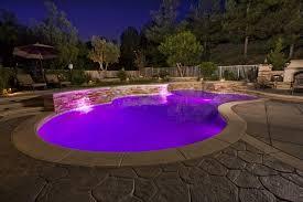 zodiac led pool lights zodiac 12 volt color led stainless steel large pool and spa light