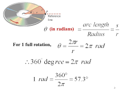 ch8 rotational kinematics rotational motion and angular