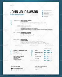 25 modern and professional resume templates ginva working