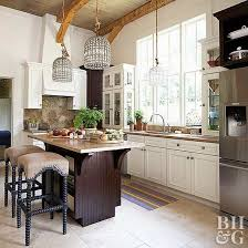 white kitchen cabinets with tile floor white kitchen design ideas better homes gardens