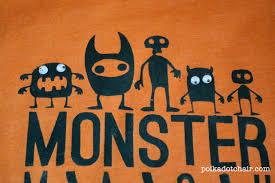 t shirts halloween make your own halloween t shirts the polka dot chair