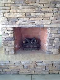Clean Fireplace Stone by Chimney Cleaning Kleen Sweep San Diego County