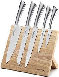 amazon knives kitchen utopia kitchen 6 knife set includes chef knife bread knife