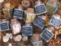 clever idea for favors would work well for a garden