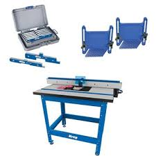 kreg prs1045 precision router table system precision router table system with free prs3400 prs3020 kreg