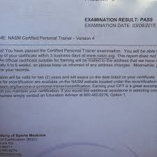 i passed nasm cpt u0026 study tips hungry hobby