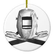 welding ornaments keepsake ornaments zazzle
