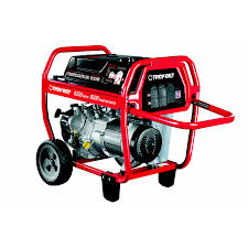 shop troy bilt 6 250 series 6 250 running watt portable generator