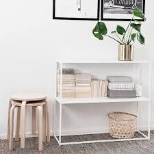 Ikea Hallway Table Domo Sideboard Vit 6800 Kr Royaldesign Se Vardagsrum