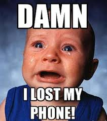 Lost Phone Meme - lost your phone and your imei number you are in luck urban nepali