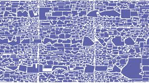 see just how much of a city u0027s land is used for parking fast company