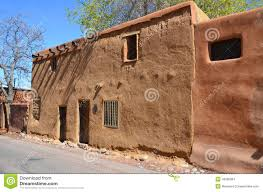 historic adobe house editorial stock image image 43000804