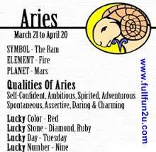 lucky things traits u0026 goals pinterest lucky things aries