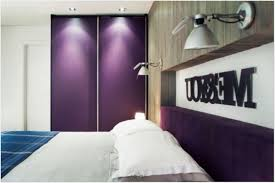 interior design of bedroom in purple colour tim hortons cougar