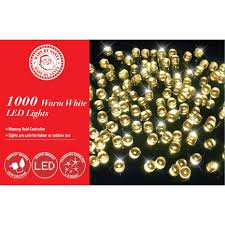Fairy Lights Indoor by 1000 Led Fairy Lights Warm White Christmas World