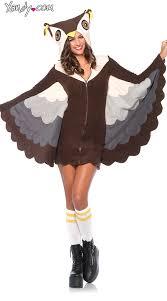 Bird Halloween Costume Cozy Owl Costume Animal Costume Bird Costume