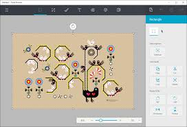 gallery microsoft paint preview build 0 820 13407 0 thurrott com