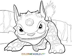 video games coloring website inspiration skylander color pages at