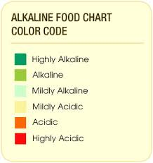 alkaline foods list alkaline diet