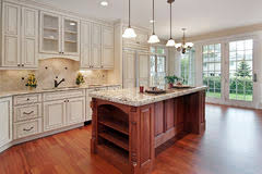 kitchen island cherry wood luxury cherry wood kitchen island stock photos images pictures