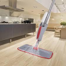 Laminate Floor Spray Gray Ikayaa Stainless Steel Microfiber Spray Mop Wet Mop Lovdock Com