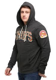 kansas city chiefs sunday mens zip up hoodie