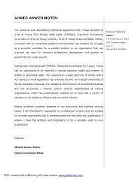 Cover Letter For Chartered Accountant Unique Cover Letter For Audit Trainee 82 For Your Exles Of
