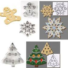 snowflake cookie cutter ebay