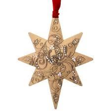 Swarovski Christmas Decorations 2015 by Swarovski Christmas Ornament Collection Wendell August