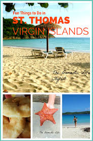 United States Virgin Islands Map by Visiting A Caribbean Getaway Fun Things To Do In St Thomas