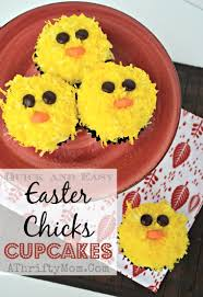 Easter Cupcake Decorations Easy by Easter Cupcake Recipe How To Make Easter Chicken Cupcakes