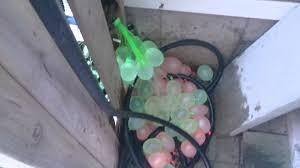 balloon bonanza balloon bonanza a device that fills and ties 40 water balloons