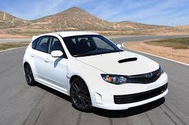 first drive 2010 subaru impreza wrx sti special edition photo