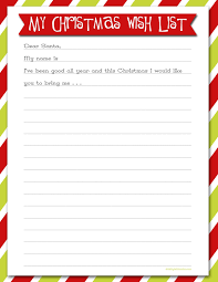 printable christmas wish list maker birthday cake ideas