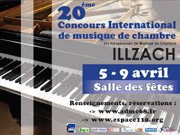 concours musique de chambre 20e concours international de musique de chambre ville d illzach