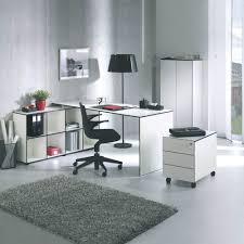 Winkelkombination Eckschreibtisch Regal Weiß Versch Größen Bürotisch