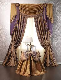 luxurious curtains for exclusive interiors