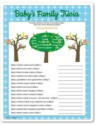 baby shower question baby trivia questions and answers baby shower ideas