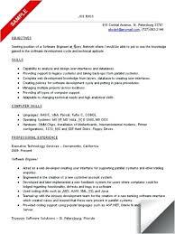software developer resumes sle resume software developer resume sle resume software